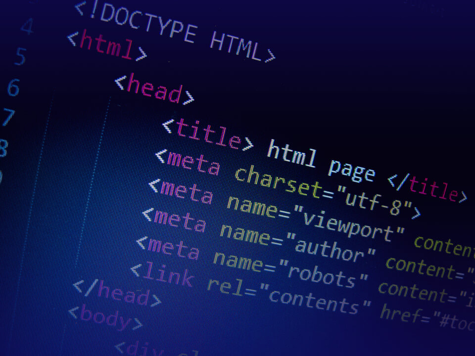 Our programming languages: PHP, MySQL, HTML, CSS, JavaScript, jQuery, Java, Objective C, Swift, JSON, XML
